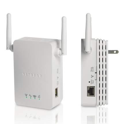 Ретранслятор Wi-Fi сигнала NetGear WN3000RP-200PES Белый