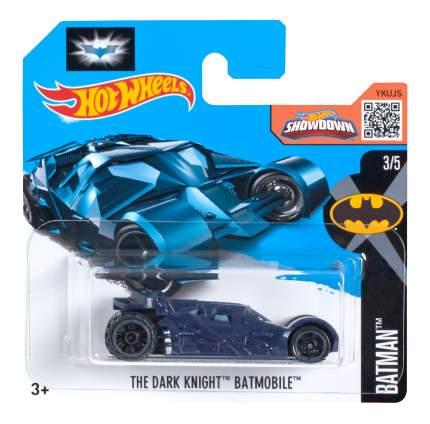 Машинка Hot Wheels The Dark Knight Batmobile 5785 DHX78