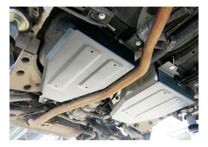 Защита бензобака RIVAL для Nissan (333.4159.1)