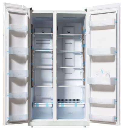 Холодильник Ginzzu NFK-580W White