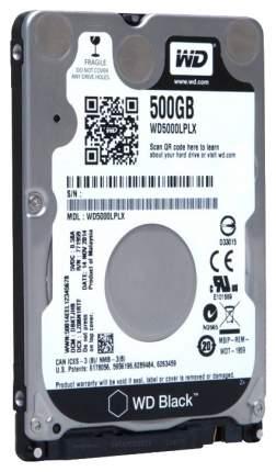 Внутренний жесткий диск Western Digital Black 500GB (WD5000LPLX)