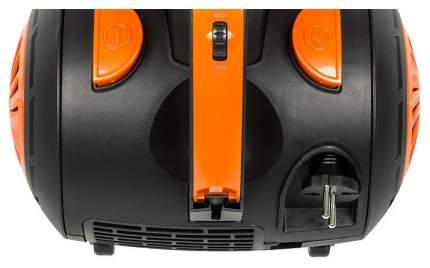 Пылесос Mystery  MVC-1124 Orange/Black