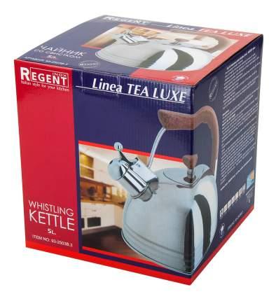 Чайник для плиты REGENT inox 93-2503B.3 5 л