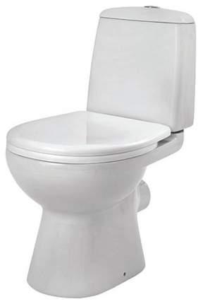 Сиденье с крышкой для унитаза Santek Цезарь WH106921, белый