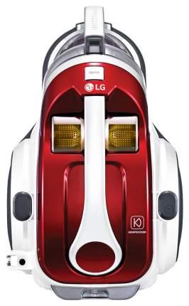 Пылесос LG  VC73188NELR Red