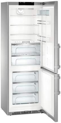 Холодильник LIEBHERR CBNPES 5758 Silver/Grey