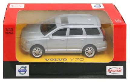 Коллекционная модель Rastar 1:43 Volvo V70