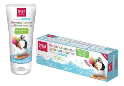Детская зубная паста SPLAT Фруктовое мороженое 50 мл