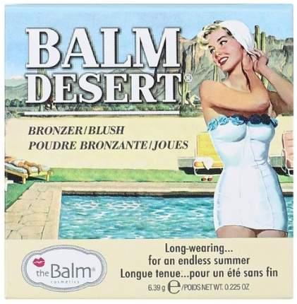 Бронзирующая пудра-румяна THEBALM Balm Desert, 6,39 г