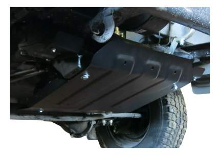 Защита рулевых тяг RIVAL для UAZ (222.6319.1)