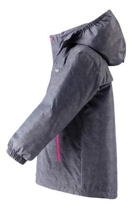 Куртка Lassie зимняя Lassietec серо-розовая р.110