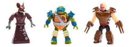 Конструктор пластиковый Mega Bloks Teenage Mutant Ninja Turtles. Shredder's Throne Battle