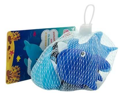 Набор игрушек для ванны Морской мир от 12 мес LUBBY