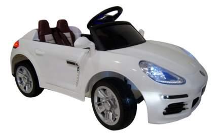 Электромобиль Porshe белый RIVERTOYS