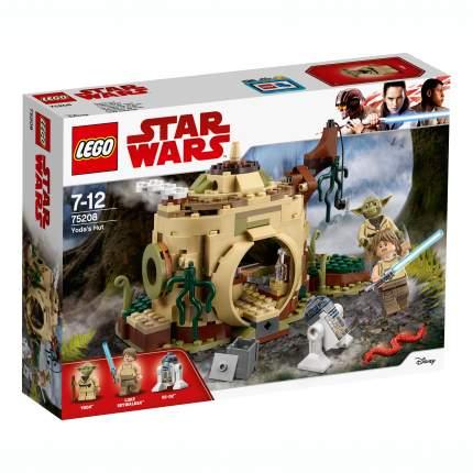 Конструктор LEGO Star Wars Хижина Йоды 7520875208