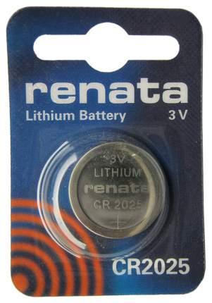 Батарейка RENATA CR2025-1BL 1шт