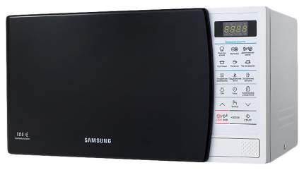 Микроволновая печь соло Samsung ME83KRQW-1 white/black