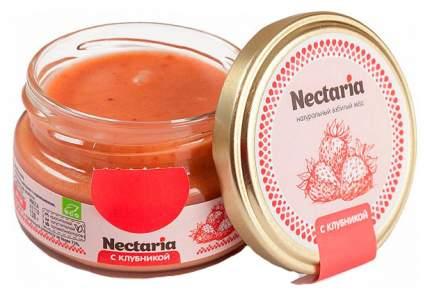 Мед Nectaria клубника 130 г