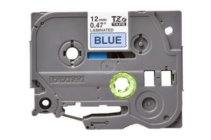 Наклейка ламинированная Brother TZ-E531 Синий, черный