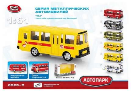 Городской транспорт Play Smart Автобус инерционный P49229
