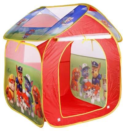 Игровая палатка Играем Вместе Щенячий патруль GFA-PP-R