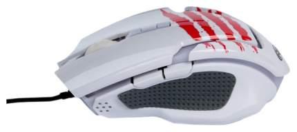 Проводная мышка Ritmix ROM-350 White/Red