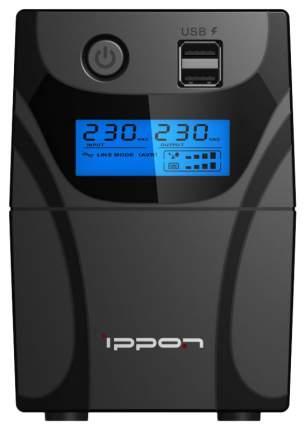 ИБП Ippon Back Power Pro II 700 Черный