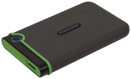 Внешний диск HDD Transcend StoreJet 25M3 1TB Black (TS1TSJ25M3S)