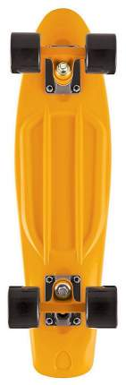 "Скейтборд Y-Scoo Fishskateboard 22"" 401-O с сумкой Orange Black"