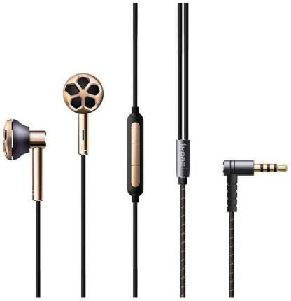 Наушники 1More Dual Driver In-Ear Headphones E1008 Gold