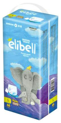 Подгузники-трусики Elibell L L ( 9-14 Кг) 44 шт..