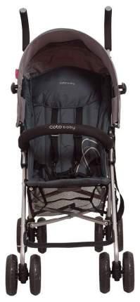 Прогулочная коляска Coto baby rhythm серый
