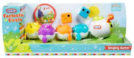 Развивающая игрушка Little Tikes Поющий сортер 646904E4C
