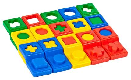 Малая логическая головоломка Счастливое детство Домино