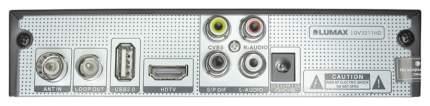 DVB-T2 приставка Lumax 3211 HD black