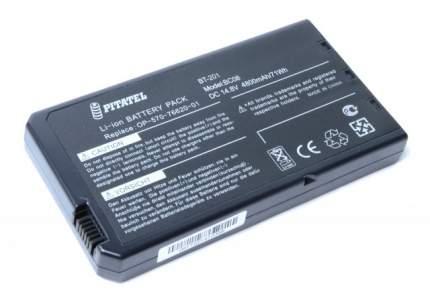 "Аккумулятор Pitatel ""BT-201"", для ноутбуков Dell Inspiron 1000/1200/2200, Latitude 110L"