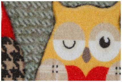 Коврик придверный Hoff Три совы