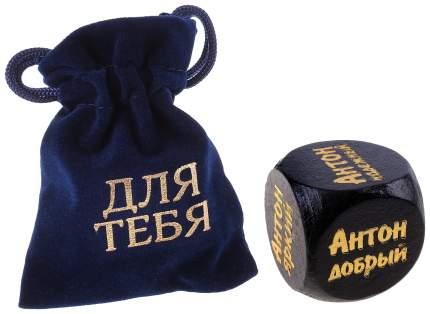 Кубик для настольных игр Sima-Land Антон 647186