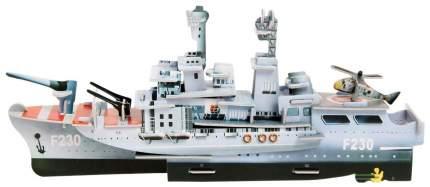 Объемный 3D-пазл Sima-Land Корабль 55 элементов