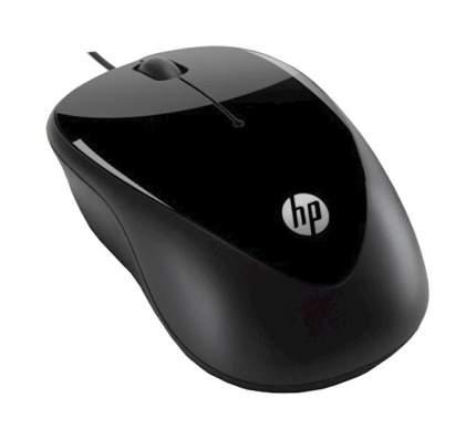Проводная мышка HP X1000 Black (H2C21AA)