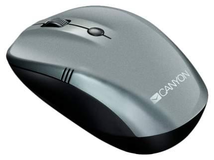 Беспроводная мышь CANYON CNE-CMSW03DG Grey/Black