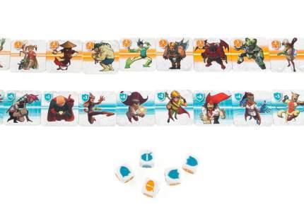 Настольная игра Gigamic Герои и злодеи