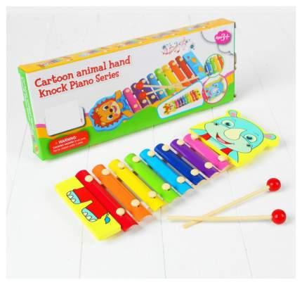 """Музыкальная игрушка """"Металлофон. Носорог"""", 8 тонов Sima-Land"""