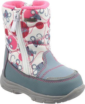Ботинки Зимние Kenka Серые Р.21