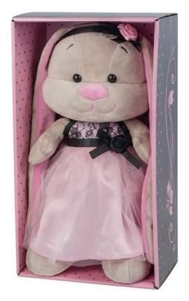"""Мягкая игрушка «Зайка Лин"""" в розовом платьице, 25 см Jack and Lin"""