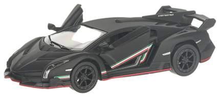 Машина металлическая Lamborghini Veneno, масштаб 1:36, открываются двери, инерция Kinsmart