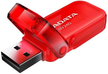USB-флешка 16GB A-DATA UV240 USB 2.0 Red