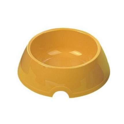 Одинарная миска для кошек и собак Savic, пластик, в ассортименте, 0.6 л