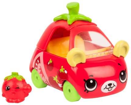 Набор пластиковых машинок Cutie Cars Shopkins Moto Italiano