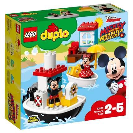 Конструктор LEGO Duplo Disney Катер Микки 10881 LEGO